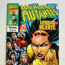 Comics: LOS NUEVOS MUTANTES - VERDAD O MUERTE Nº 2 DE 3 - FORUM (MARVEL) . Lote 38702104