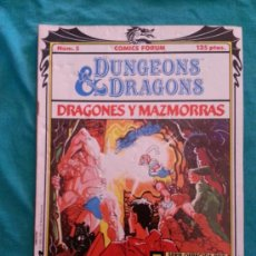 Comics - COMIC DRAGONES Y MAZMORRAS 5 DUNGEONS DRAGONS - 38715175