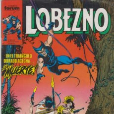 Cómics: COMIC LOBEZNO Nº 5 VOL.1 ED.FORUM 1989. Lote 38716655