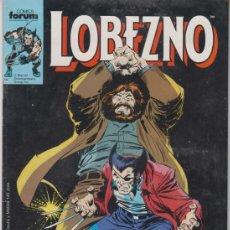 Cómics: COMIC LOBEZNO Nº 6 VOL.1 ED.FORUM 1989. Lote 38716723