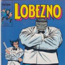 Cómics: COMIC LOBEZNO Nº 8 VOL.1 ED.FORUM 1990. Lote 38716749