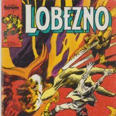 Cómics: COMIC LOBEZNO Nº 9 VOL.1 ED.FORUM 1990. Lote 38716781