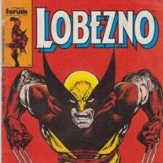 Cómics: COMIC LOBEZNO Nº 17 VOL.1 ED.FORUM 1990. Lote 38716890
