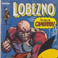 Cómics: COMIC LOBEZNO Nº 18 VOL.1 ED.FORUM 1990. Lote 38716985