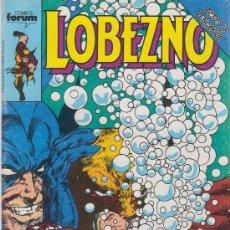 Cómics: COMIC LOBEZNO Nº 19 VOL.1 ED.FORUM 1990. Lote 52332331