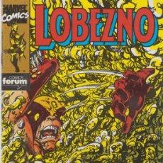 Cómics: COMIC LOBEZNO Nº 22 VOL.1 ED.FORUM 1991. Lote 38717057