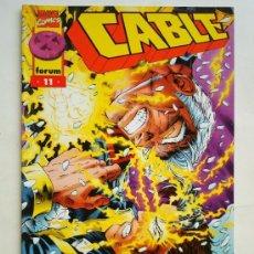 Cable vol 2 nº 11 - Forum (Marvel)
