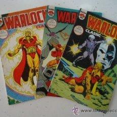 Cómics: WARLOCK CLASSIC ( DE JIM STARLIN) ; TOMOS Nº3 + Nº4. Lote 38773068