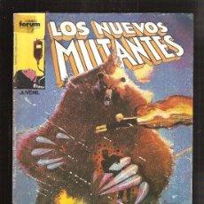 Cómics: NUEVOS MUTANTES 19. Lote 38816827