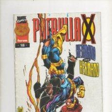 Cómics: PATRULLA-X VOL 2 Nº 18- FORUM. Lote 39576627
