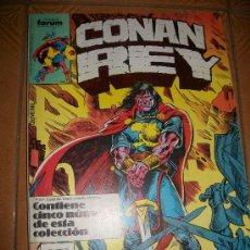 Cómics: CONAN REY - RETAPADO - #51 A #55. Lote 38863242