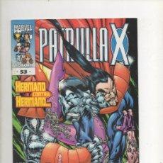 Cómics: PATRULLA-X VOL 2 Nº 53 - FORUM. Lote 39575981