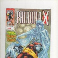 Cómics: PATRULLA-X VOL 2 Nº 45 - FORUM. Lote 39576014