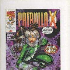 Cómics: PATRULLA-X VOL 2 Nº39 - FORUM. Lote 39576067