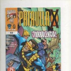 Cómics: PATRULLA-X VOL 2 Nº 32- FORUM. Lote 39576565