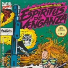 Comics : MOTORISTA FANTASMA & BLAZE. Nº 1. ESPIRITUS DE VENGANZA.. Lote 38869523