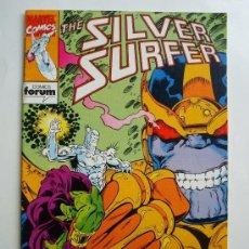 Cómics: THE SILVER SURFER (ESTELA PLATEADA VOL. 2) Nº 6 - FORUM (MARVEL) . Lote 38872084