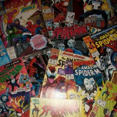 Cómics: THE AMAZING SPIDER MAN - MARVEL - 18 NUMBERS + 2 ANNUAL (1991 + 1993 PRECINTADO ) - ENGLISH. Lote 38927924