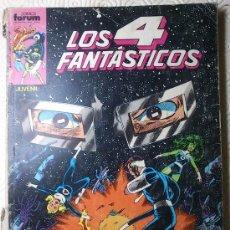 Cómics: LOS 4 FANTASTICOS VOLUMEN I NUMEROS 51, 52, 53, 54, 55 DE JOHN BYRNE. Lote 38930973