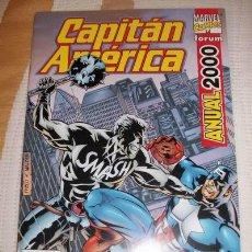 Cómics: CAPITAN AMERICA ANUAL 2000. Lote 38955879