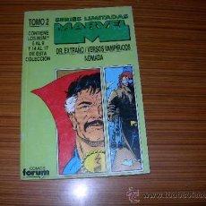 Cómics: SERIES LIMITADAS MARVEL TOMO 2 DE FORUM. Lote 38983210