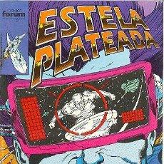 Comics: ESTELA PLATEADA Nº 19- 1ª EDICION FORUM. Lote 38938086