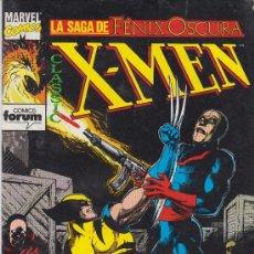 Cómics: COMIC MARVEL - CLASSIC X-MEN ( LA SAGA DE FENIX OSCURA)- Nº 39 ED.FORUM 1991. Lote 58958230