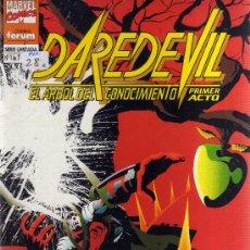 Cómics: DAREDEVIL EL ARBOL DEL CONOCIMIENTO COMPLETA 7 Nº. Lote 38980069