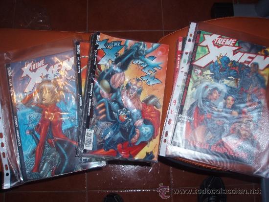 X-TREME MEN 1 AL 41 COMPLETA (Tebeos y Comics - Forum - X-Men)