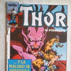 Comics: THOR VOLUMEN 1 NUMERO 48 DE ALAN ZELENETZ, JOHN BUSCEMA. Lote 39009910