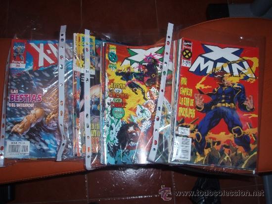 X-MAN 1 AL 49 COMPLETA FORUM VOL,1(Tebeos y Comics - Forum - X-Men)