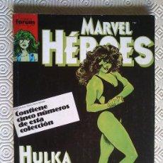 Comics: MARVEL HEROES VOLUMEN 1 NUMERO 36, 37, 38, 39 DE JOHN BYRNE, KIM DEMULDER, DWAYNE MCDUFFIE, ERNIE CO. Lote 39037298