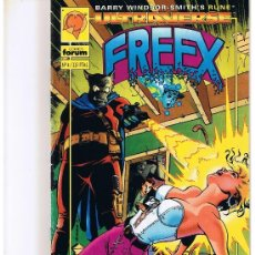 Cómics: FREEX NUMERO 4 FORUM. Lote 39045030