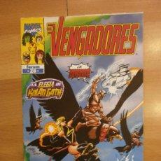 Comics : LOS VENGADORES Nº 28, POR BUSIEK Y PÉREZ. Lote 39055571
