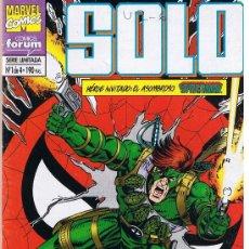 Fumetti: SOLO. NUMERO 1. FORUM. Lote 39076521