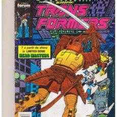 Cómics: TRANSFORMERS. NUMEROS 56. FORUM. Lote 39082471
