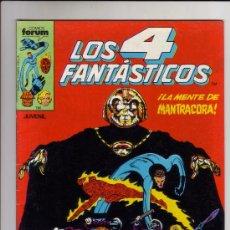 Cómics: FORUM - 4 FANTASTICOS VOL.1 NUM. 35 ( MBE). Lote 39134779