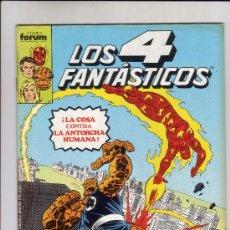 Cómics: FORUM - 4 FANTASTICOS VOL.1 NUM. 76. Lote 39134919