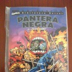 Cómics: BIBLIOTECA MARVEL PANTERA NEGRA COMICS FORUM. Lote 39138165