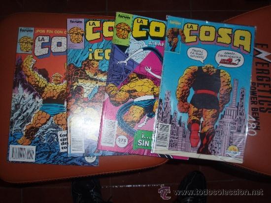 LA COSA 1 AL 16 COMPLETA(Tebeos y Comics - Forum - 4 Fantásticos)