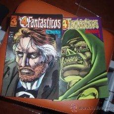 Cómics: 4 FANTASTICOS REUNION 1 Y 2 COMPLETA. Lote 39211083