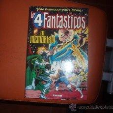Cómics: 4 FANTASTICOS IN MEMORIAN TOMO. Lote 39211122