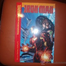 Cómics: IRON MAN HIPERVELOCIDAD TOMO. Lote 39211210