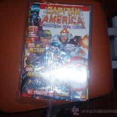 Cómics: CAPITAN AMERICA CENTINELA DE LA LIBERTAD 1 AL 12 COMPLETA. Lote 39211227