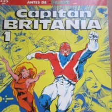 Cómics: PRESTIGIO CAPITAN BRITANIA Nº 1 - FORUM. Lote 39254435