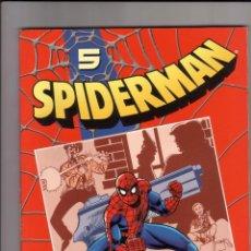 Cómics: SPIDERMAN COLECCIONABLE PLANETA ROJO NUM. 5. Lote 39359757