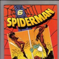 Cómics: SPIDERMAN COLECCIONABLE PLANETA ROJO NUM. 6. Lote 39359786