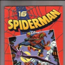 Cómics: SPIDERMAN COLECCIONABLE PLANETA ROJO NUM. 16. Lote 39359939