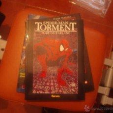 Cómics: SPIDERMAN TORMENTO OBRAS MAESTRAS . Lote 39376027