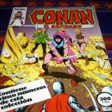 Cómics: FORUM VOL. 1 CONAN RETAPADO NºS 51 AL 55. 300 PTS. 1983. .. Lote 39396773